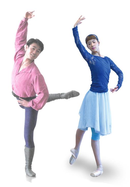 代表バレエ講師